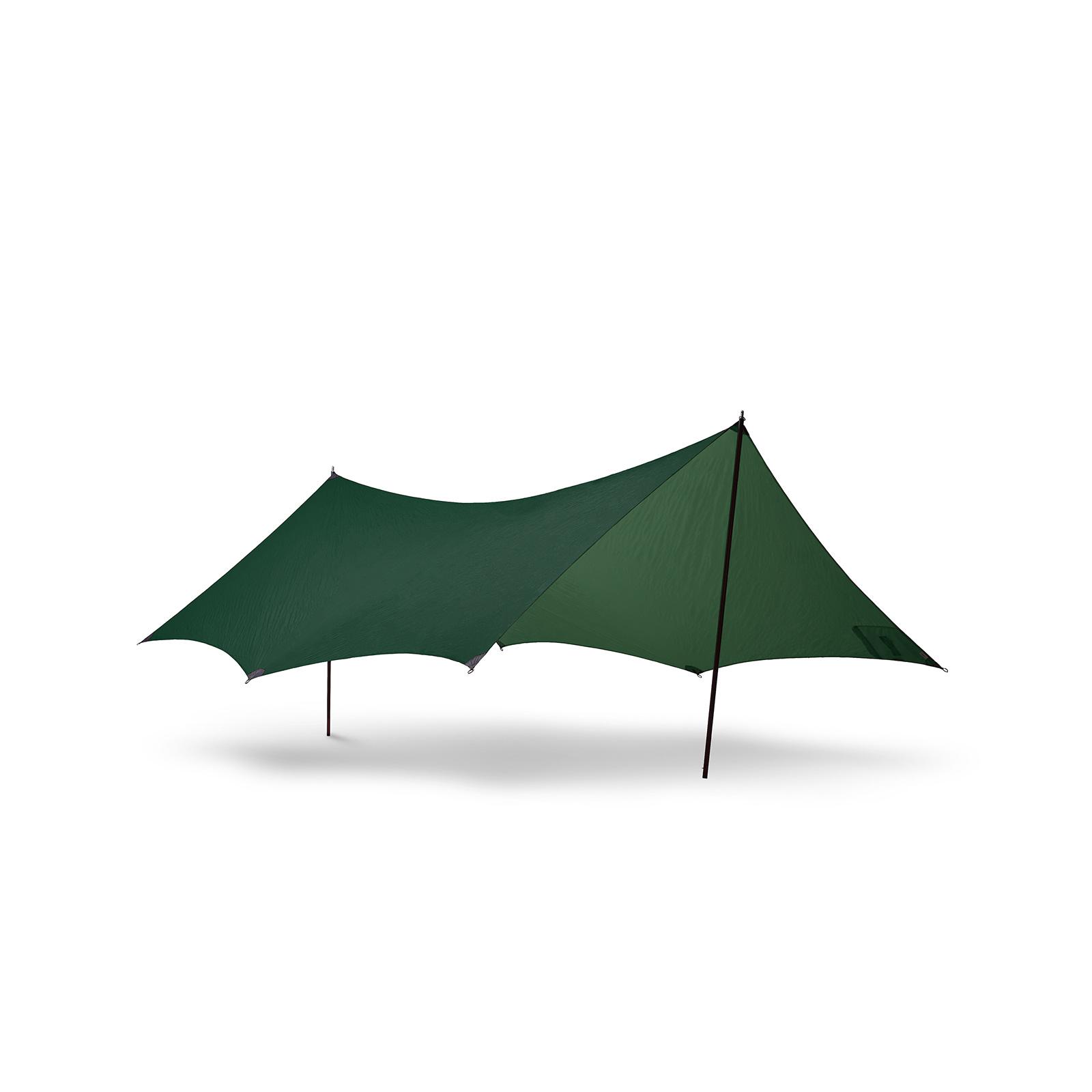 TARP10 UL GREEN / タープ10 UL (ウルトラライト) グリーン